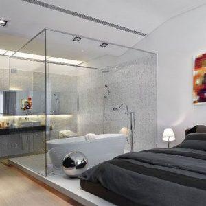 Cách lắp đặt gương trang trí Quận Gò Vấp cho nhà tắm hợp lý 1