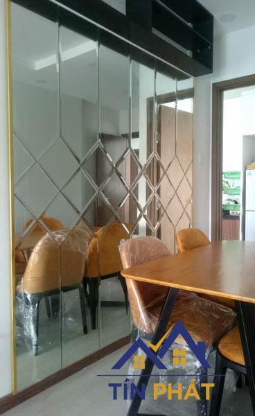 Chia sẻ cách chọn gương ốp tường giá rẻ và đẹp