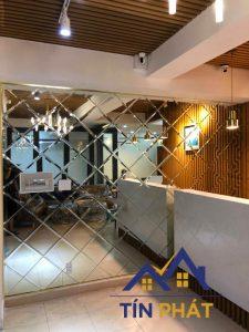 Những vị trí đặt gương trang trí Quận Bình Thạnh xóa tà khí trong nhà